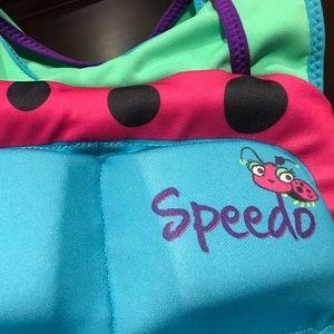 Speedo Swim - Speedo Kids Water Skeeter- Lady Bug Vest One Size